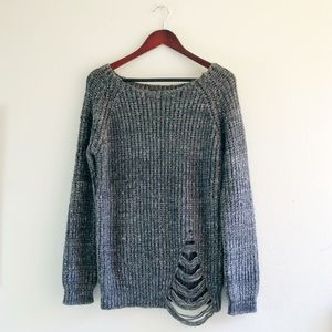 Lucca Couture Knitted Sweater